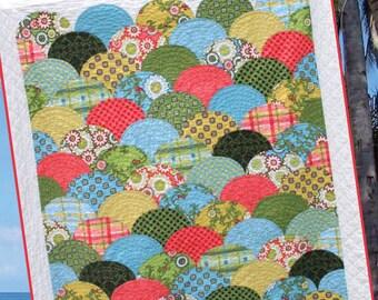 PDF- Clambake quilt pattern
