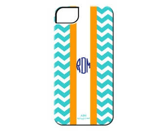 iPhone and Samsung Galaxy Phone Case - CHEVRON COLLECTION - BY A Blissful Nest