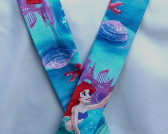 Ariel Disney Neck Cooler For Hot Weather