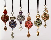 Pimp my Sphere (beaded bead, pendant)/ PDF file