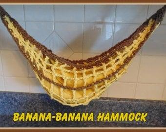 Banana-Banana Hammock
