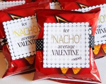 Nacho average Valentine!
