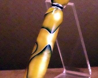 Chrome Perfume Pen - Acrylic
