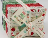 25th and Pine Fat Quarter Bundle by Basic Grey and Moda Fabrics