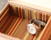 La Traviata Wood Cigar Box upcycled into Unisex Jewelry Box