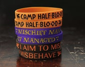 NEW DESIGNS ADDED!! Geeky Fandom Silicone Bracelet.  Your choice...