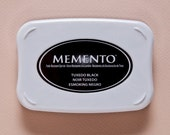 Tuxedo Black Memento Dye Ink Pad