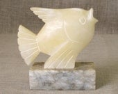 Fish , Alabaster , Carved Stone Fish , Angel Fish , Fish Sculpture , Fish Carving , Fish Statue , Tropical Fish , Coastal Casual , Italian