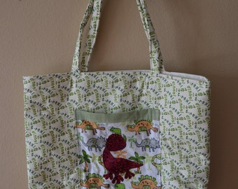 Large Baby Tote