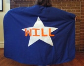 Custom Superhero Blanket- Large
