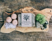 Handcrafted Natural Soap - Into the Woods