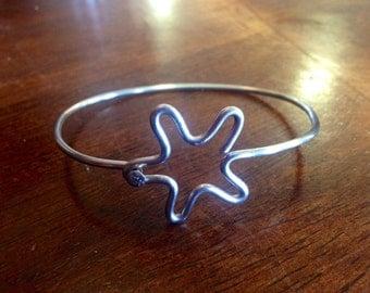 Star Bicycle Spoke Bracelet