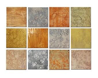 Original Abstract Painting, Mixed Media, Colorful Painting, Sculpted Textured Painting, Abstract Art ,48x36