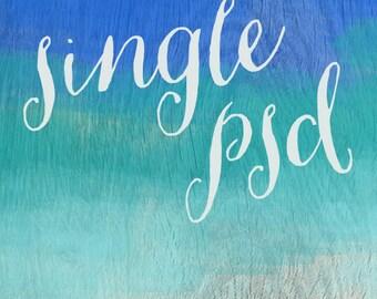 Single PSD File(s)