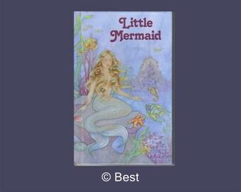 Personalized Children's Book - Little Mermaid