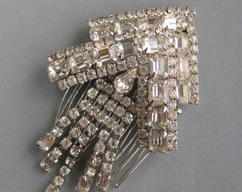 Art Deco Downton Abbey Hair Comb