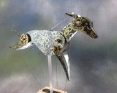Steampunk Running Dog Automata