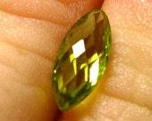 Peridot Loose Gemstone for setting Marquis Cut Gem Stones AAA Grade August BirthstoneBright Acid Yellow Green Hand Cut 9mm x 4mm Earrings