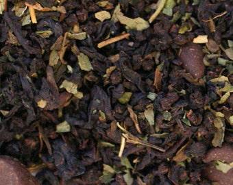 1 oz Chocolate Mint Chai tea