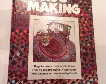 Rug Making Book