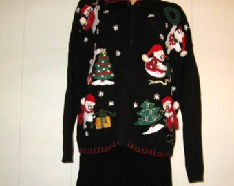Ugly Christmas Sweater by Heirloom Collectibles Is a WINNER