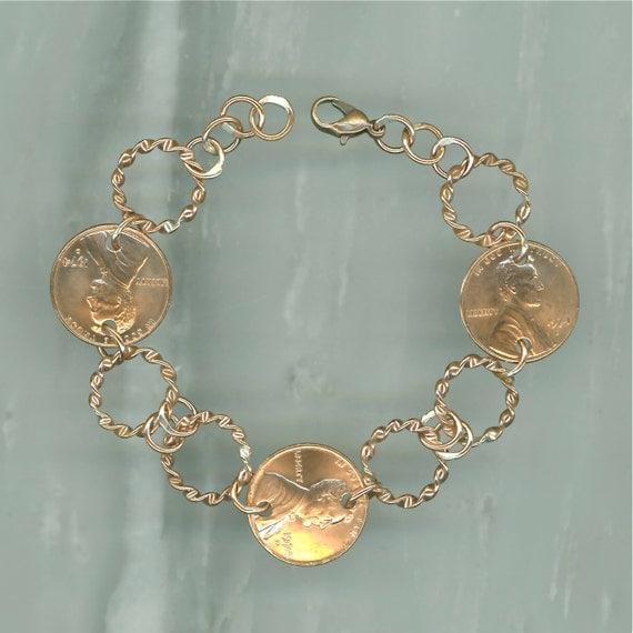40th Wedding Anniversary Gift Jewelry : ... Bracelet 40th Anniversary Gift Jewelry 1975 40th Birthday Gift Women