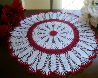 CHRISTMAS DOILY NO-3