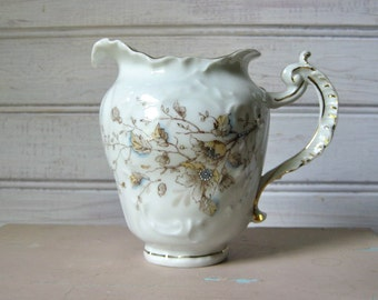 Antique Creamer / Pitcher / Austria