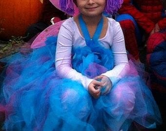 Abby(Inspired) headband-Sesame Street Abby Cadabby inspired Crochet Headband-sesame street characters