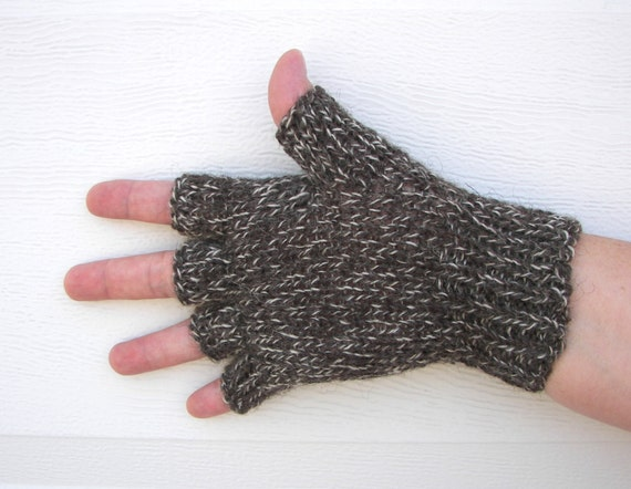 Custom order for Alex Honegger: Hand Knit WOOL Half by