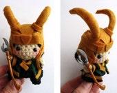 Loki Amigurumi