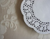 20 French Lace Paper Doilies 14cm or 5.5inch - Baked Goods Wedding Craft Scrapbooking