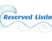 Reserved Listing for Lindsey