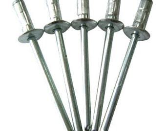 Aluminum Rivets // Hoop Making Supplies