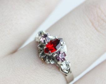 Sarah Labyrinth Ring