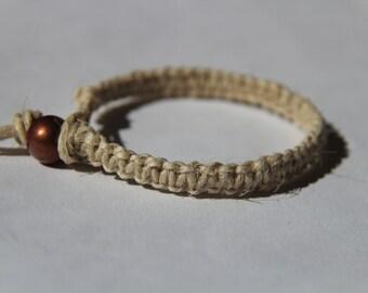 Hemp Bracelet - Pick The Color