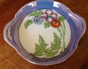 Noritake Handpainted Plate