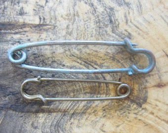 Popular Items For Large Safety Pin On Etsy