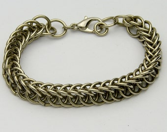 Chainmaille Half Persian 4in1 Bracelet