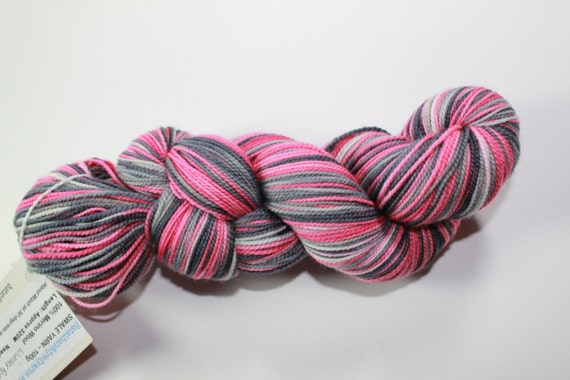 BaT'at Hand Dyed Swale Yarn - Winter Roses