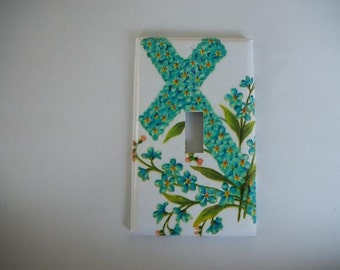 SWITCH PLATE COVER - Cross