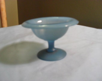 Westmoreland Frosted Glass Dessert Cup