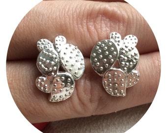 Nopal Earrings