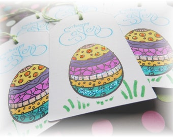 Easter Egg Tags (6)