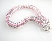 Mini Chris Duet Chainmaille  Bracelet -Choose your color