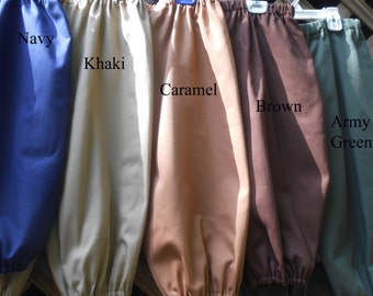 F053  Pirate Renaissance Knickers Breeches Adult Sizes  Made to Order