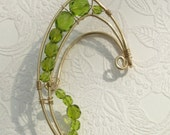 Leaf On the Wind Elven Ear Cuff