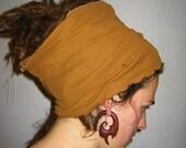 Extra large headband tube for dreadlocks