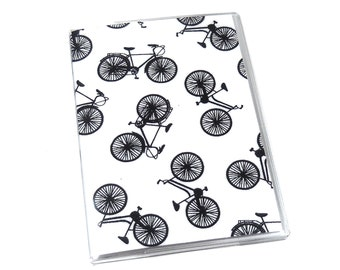 SALE Passport Cover Bicycles