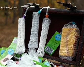 Simply Body Soap Net - Eco Friendly - Makes Soap Last Longer